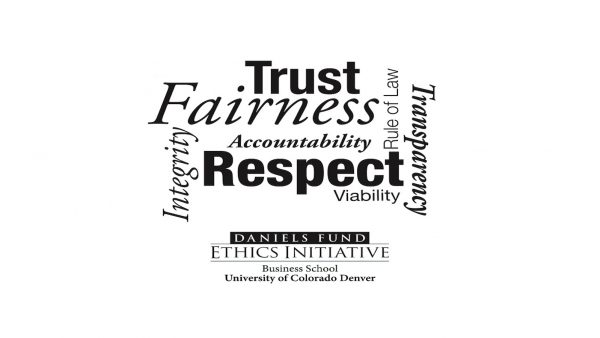 Daniels Fund Ethics Initiative graphic with principles