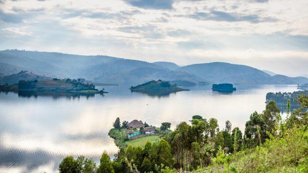 Scenic view of Uganda