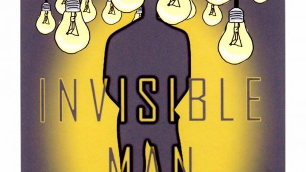 Invisible Man cover designed by Logan Bliss