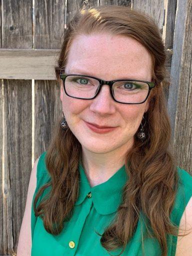 Elizabeth Evans, graduate intern at the LynxConnect