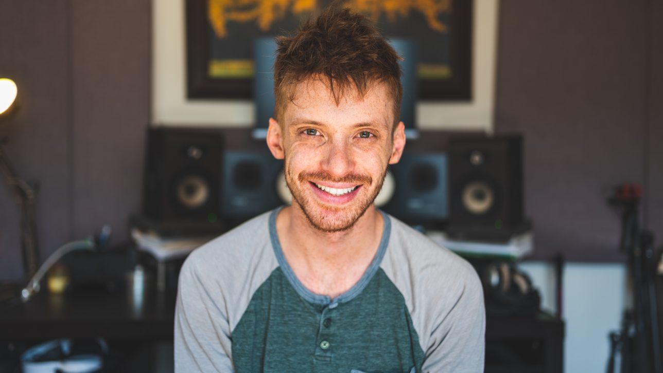 portrait of musician Payden Widner