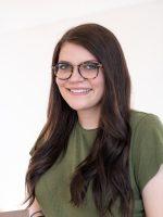 portrait of Katie Ramsay