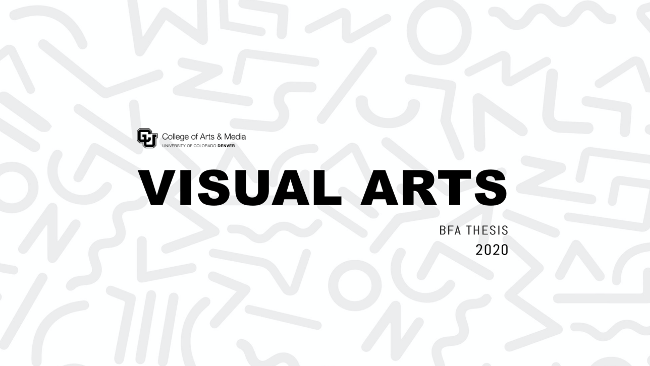 visual arts BFA Thesis 2020