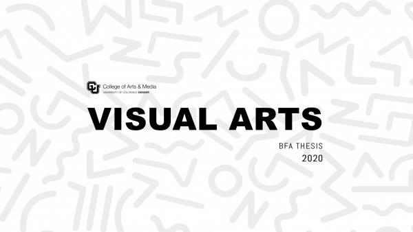 visual arts BFA Thesis 2020