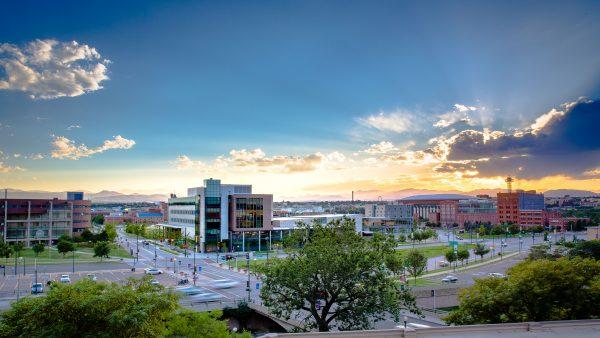 University of Colorado Denver campus