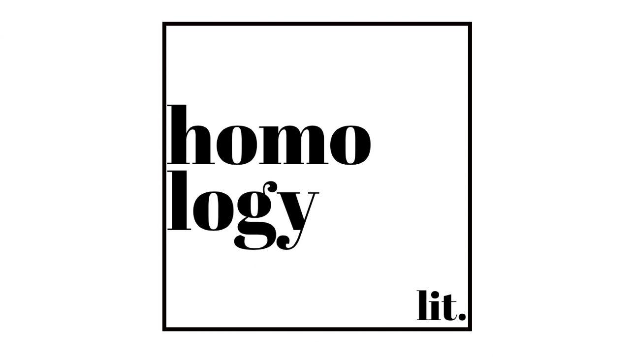homology lit twitter logo
