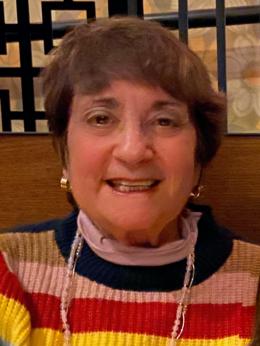 portrait of Jackie Starr
