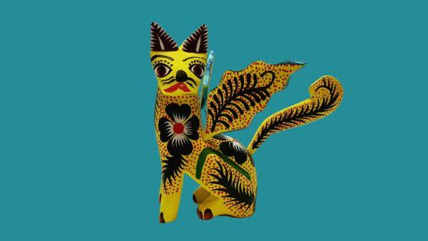 Alebrije cat