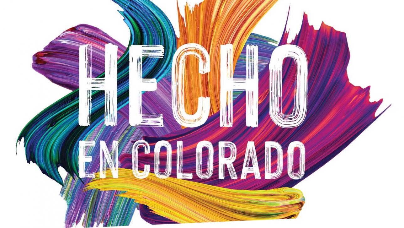 Hecho en Colorado logo