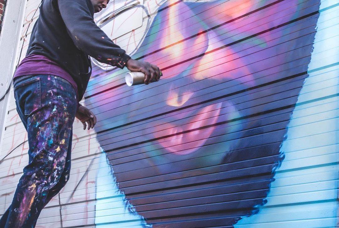 Detour Crush Walls art festival 2020