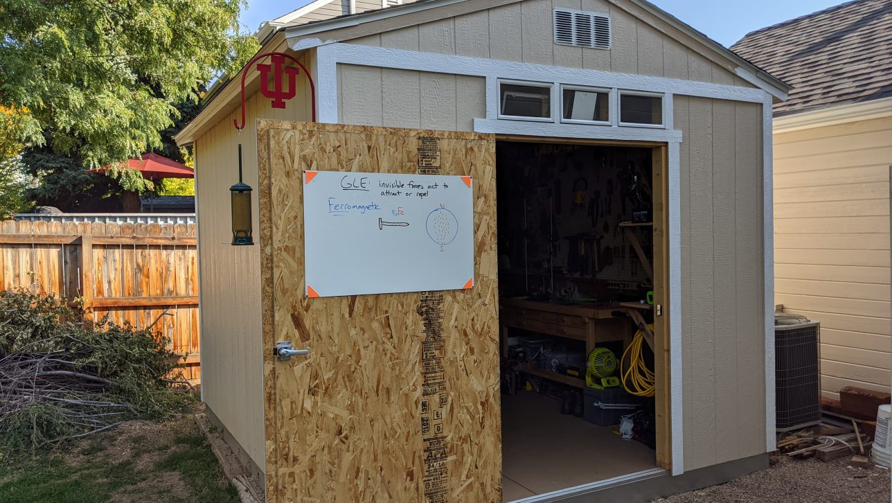 Shed of Science