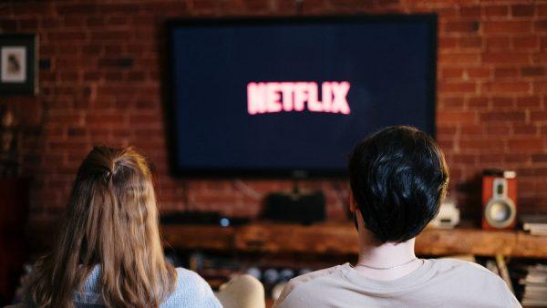 Netflix couple