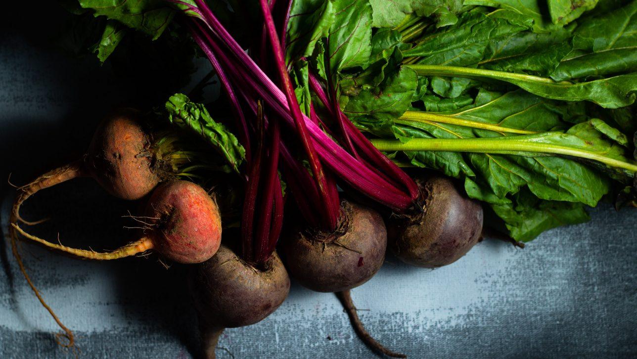 turnips; photo by christina rumpf via unsplash
