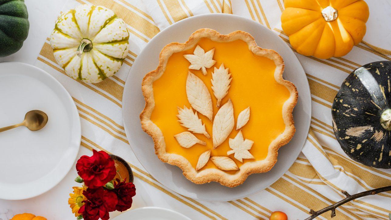 pie; photo by karolina grabowska via pexels