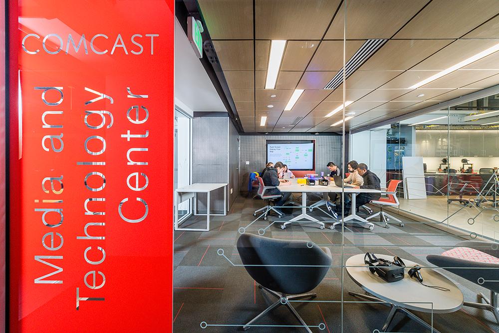 COMCAST Media and Technology Center