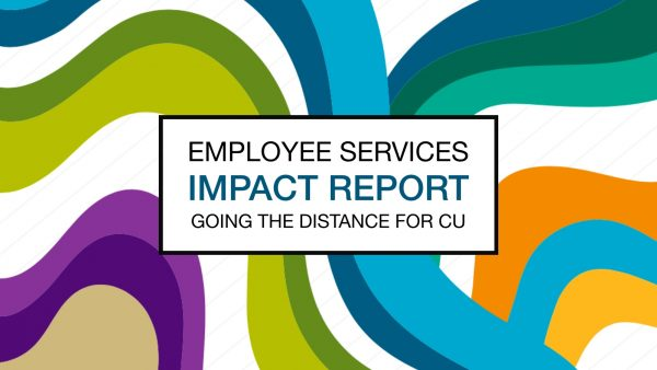 Employee Services Annual Impact Report 2020