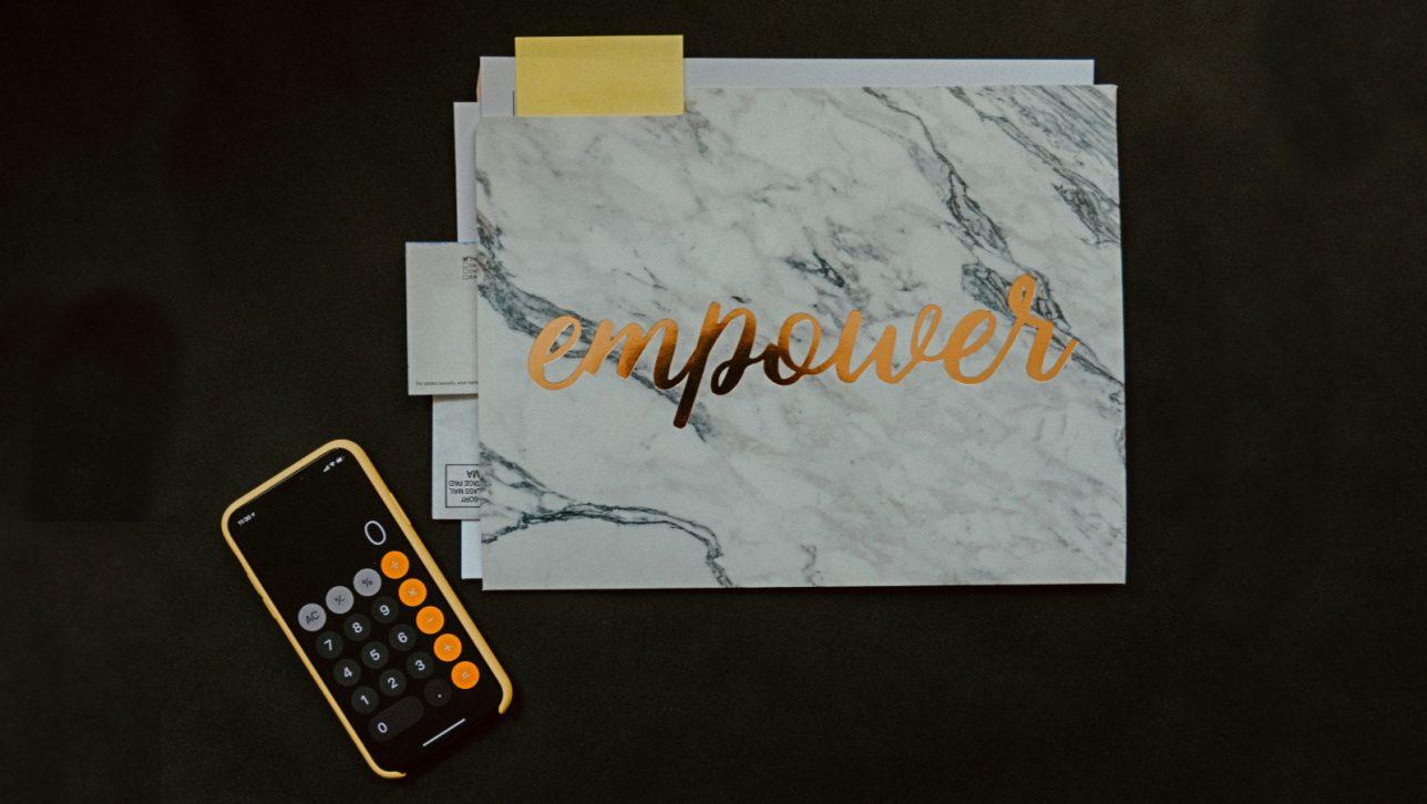 Empower folder and calculator