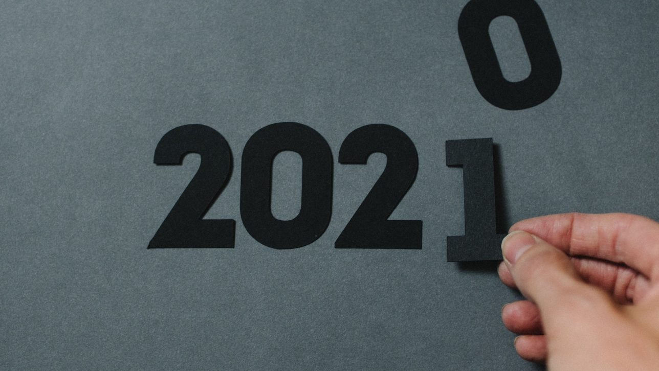 2020 2021 year change