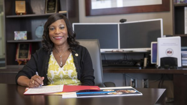Dr. Barbara Cooper, Secretary of Alabama Department of Early Childhood Education photographed in Montgomery Alabama.