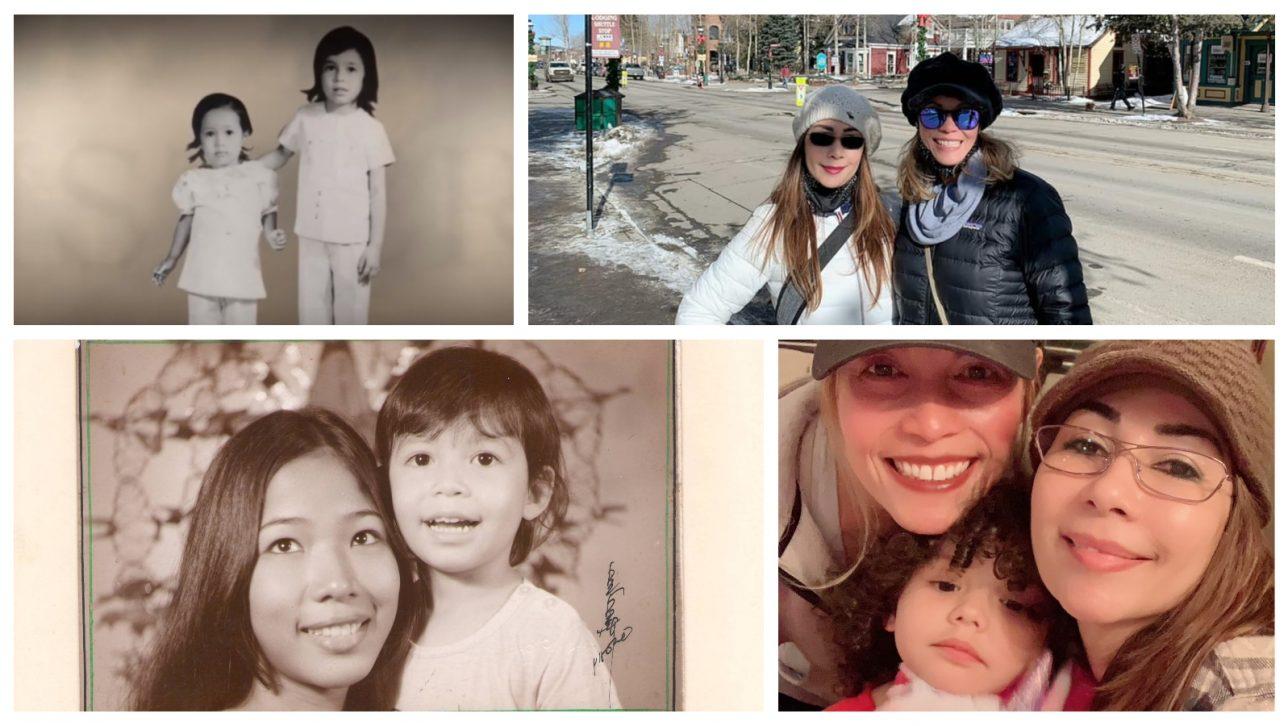collage of Berni and Vannessa