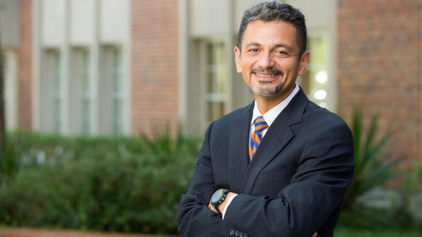 Antonio Farias, CU Denver's new Vice Chancellor for DEI, headshot