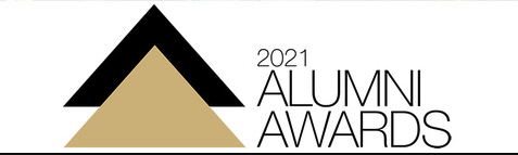 2021 Alumni Awards logo