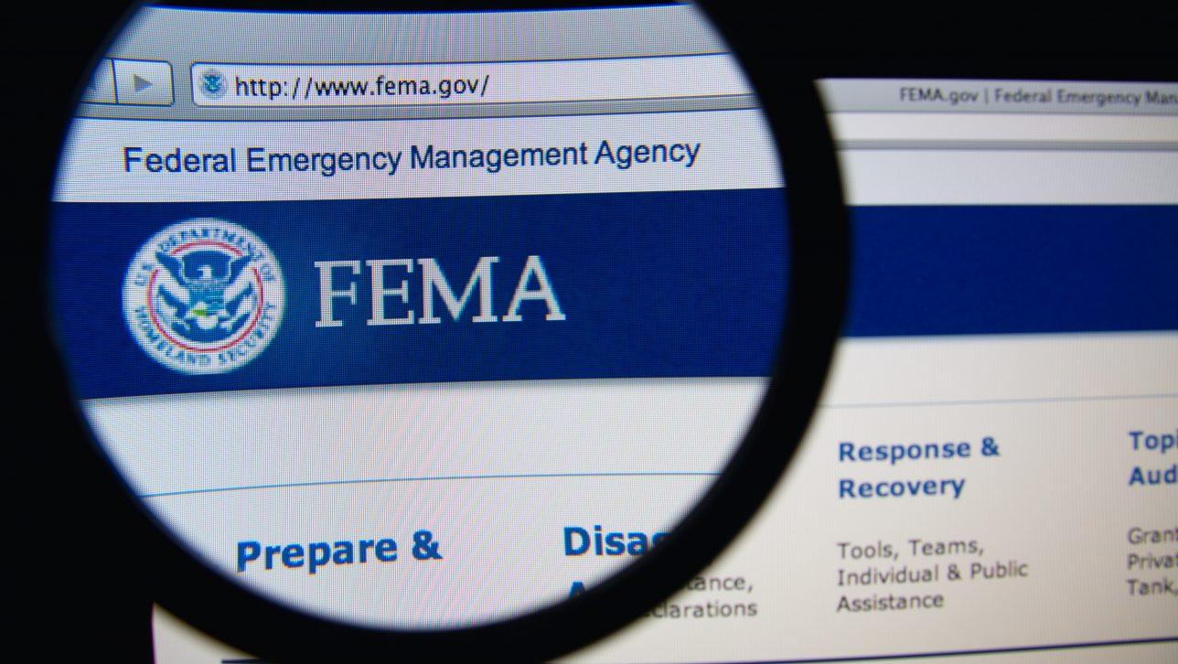 Federal Emergency Management Agency (FEMA) website