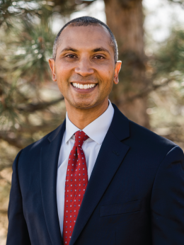Headshot of Anthony Graves, Managing Director for Partnerships and Innovation