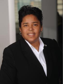 Headshot of Monique Snowden, Senior Vice Chancellor of Strategic Enrollment and Student Success