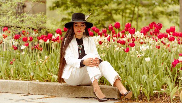 Anjelica Gallegos; photo by Sydney Holmes
