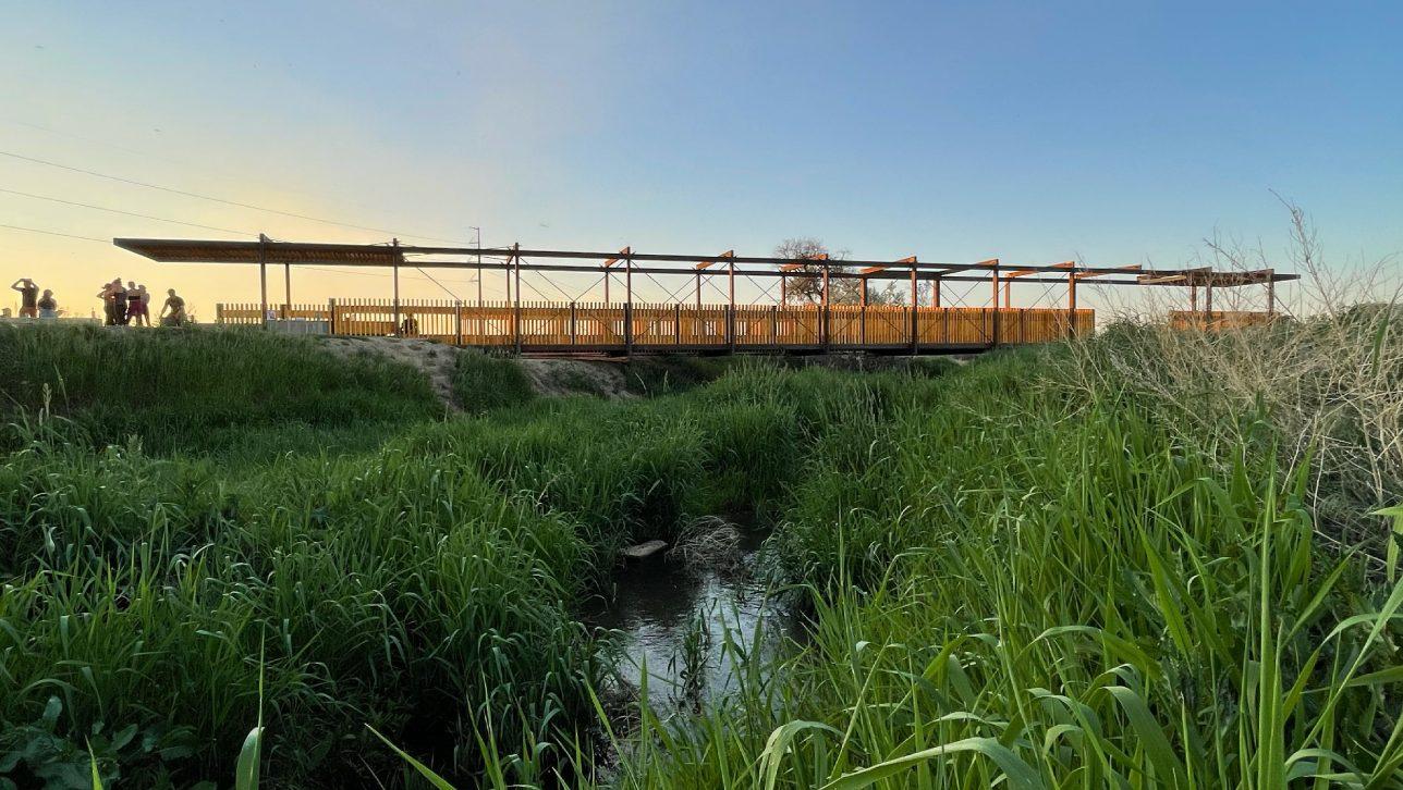 Severance bridge