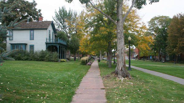 Ninth Street Historic Park