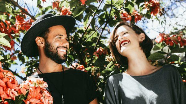 multiracial couple; photo by matheus ferrero via unsplash