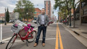 Researcher Wes Marshall and the future of road safety